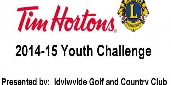Idylwylde 2015 Youth Challenge_snip
