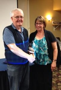 Don Main, Coach Award