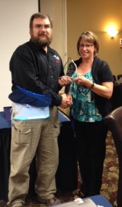 Jason Johnson, Volunteer Award