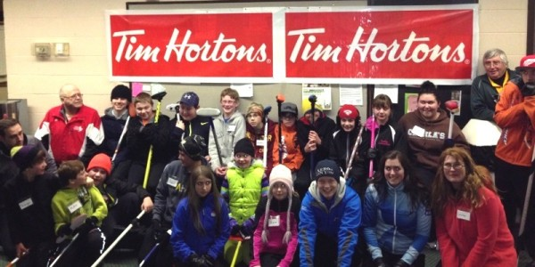 Tim Hortons Youth Challenges